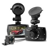 Dashcamdeal G30B 2CH Dual IR FullHD dashcam