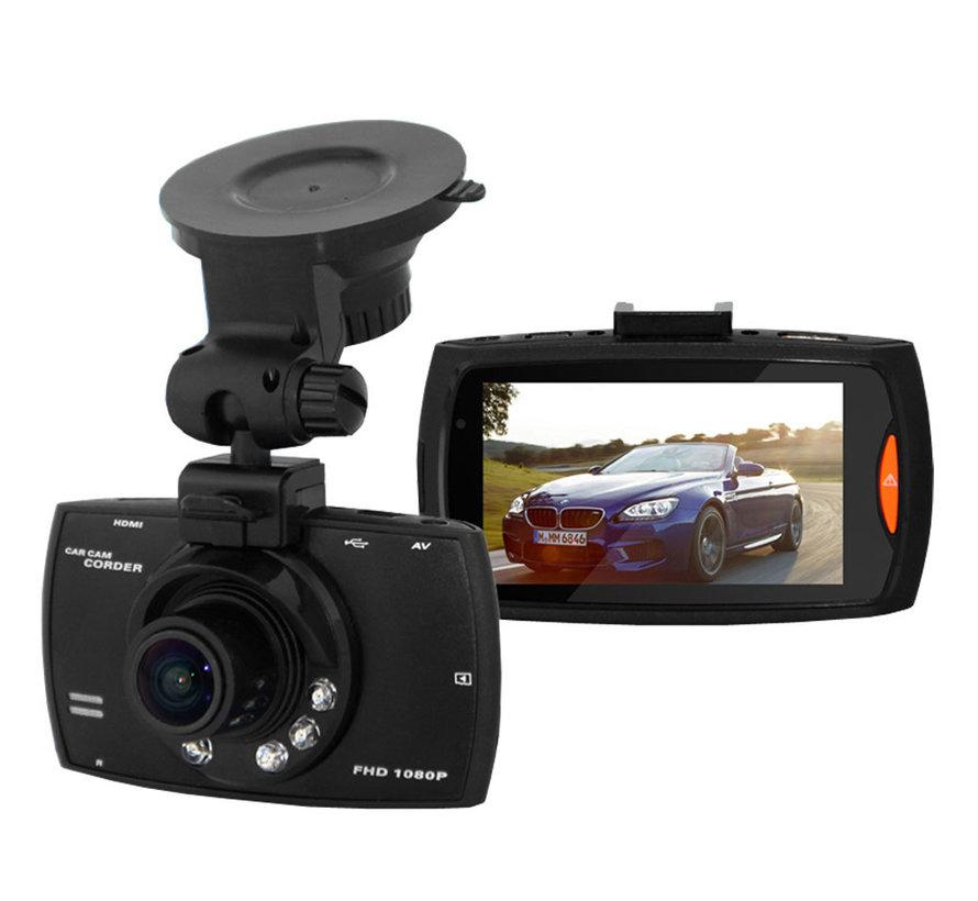 G30B 2CH Dual IR FullHD dashcam