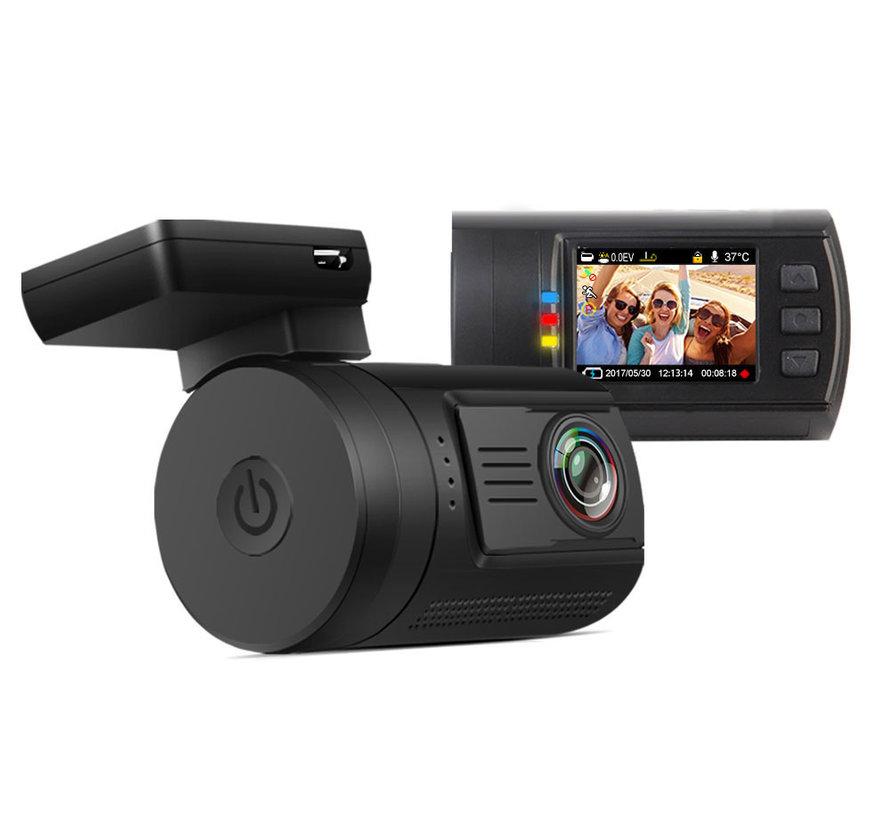 Mini 0906 1CH GPS FullHD dashcam