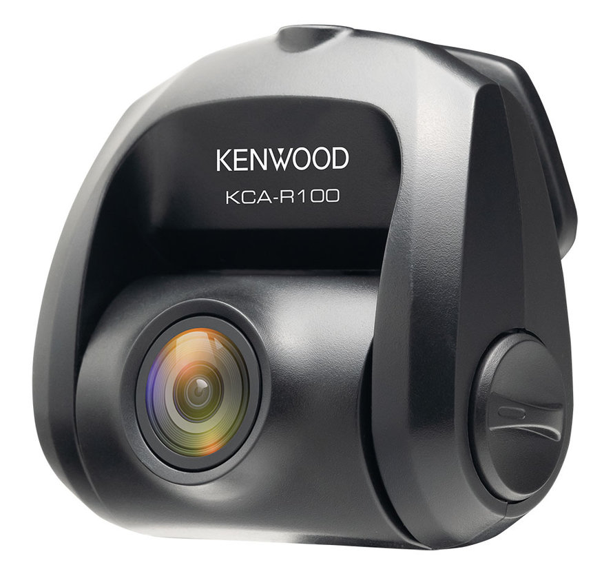 KENWOOD KCA-R100 Full HD rear camera