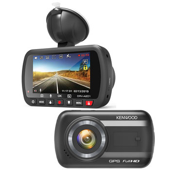 KENWOOD KENWOOD DRV-A201 16gb GPS Full HD dashcam