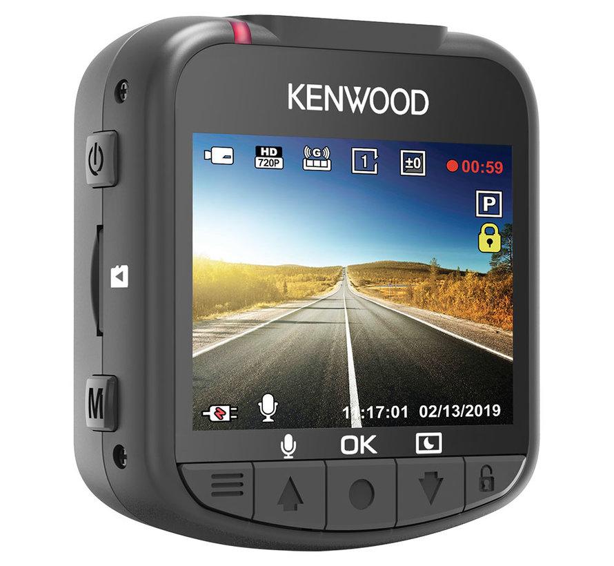 KENWOOD DRV-A100 16gb HD dashcam