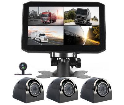 Motocam Motocam X7 4CH VGA truck dashcam