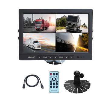 MACH Truck MACH Truck 10 inch monitor with remote