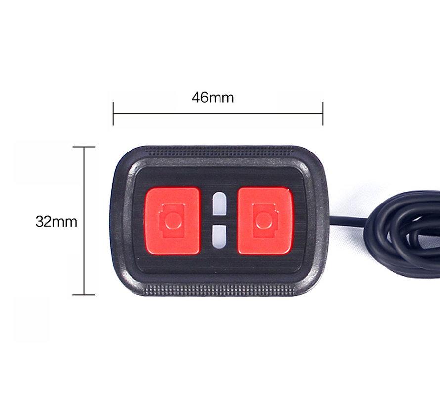 Motocam remote control