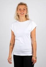 Dedicated T-SHIRT VISBY WHITE