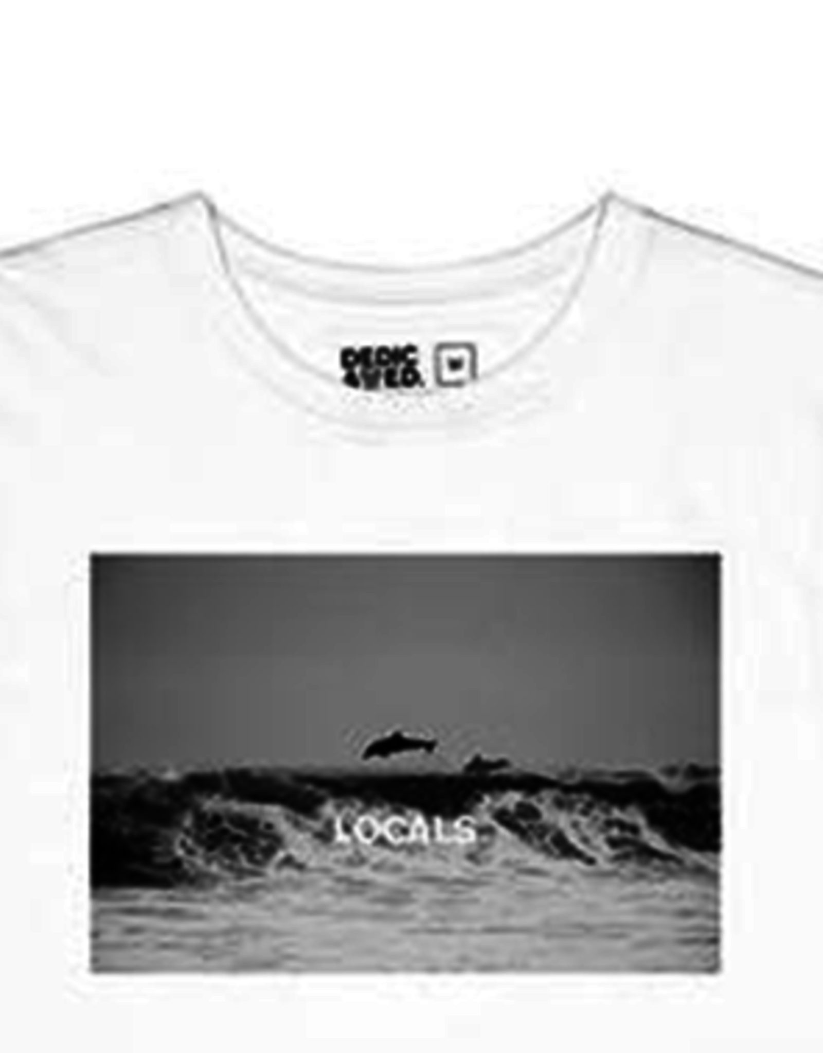 Dedicated T-SHIRT OCEAN LOCALS STOCKHOLM