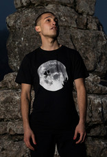 Dedicated T-SHIRT ET MOON BLACK STOCKHOLM