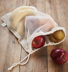 Living Crafts FRUIT- EN GROENTEZAKJES  2 STUKS