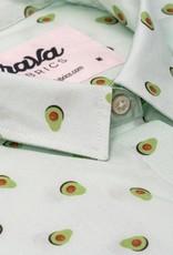 Brava Fabrics HEMDJE AVOCADO COCKTAIL PRINT
