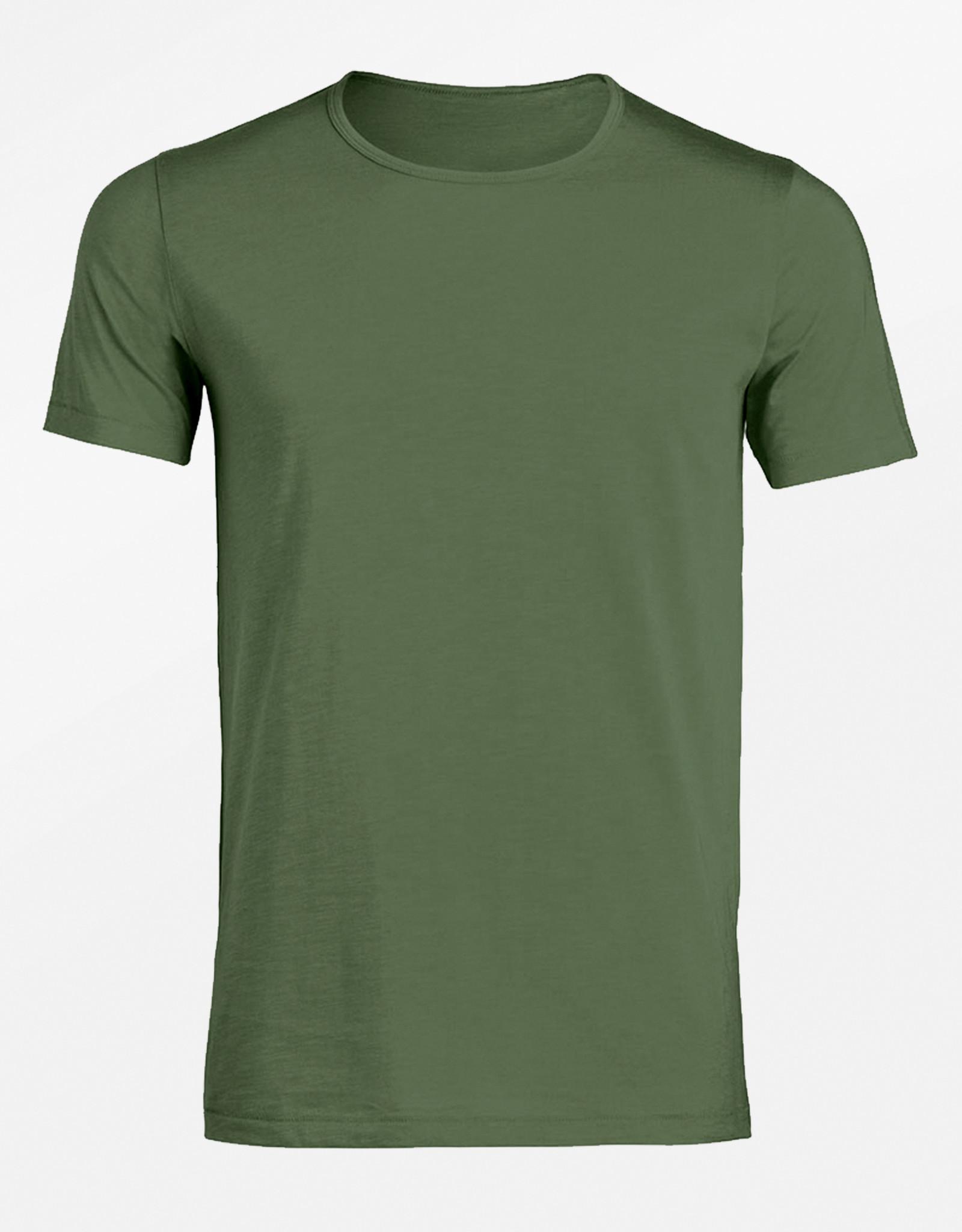 Greenbomb T-SHIRT GREEN
