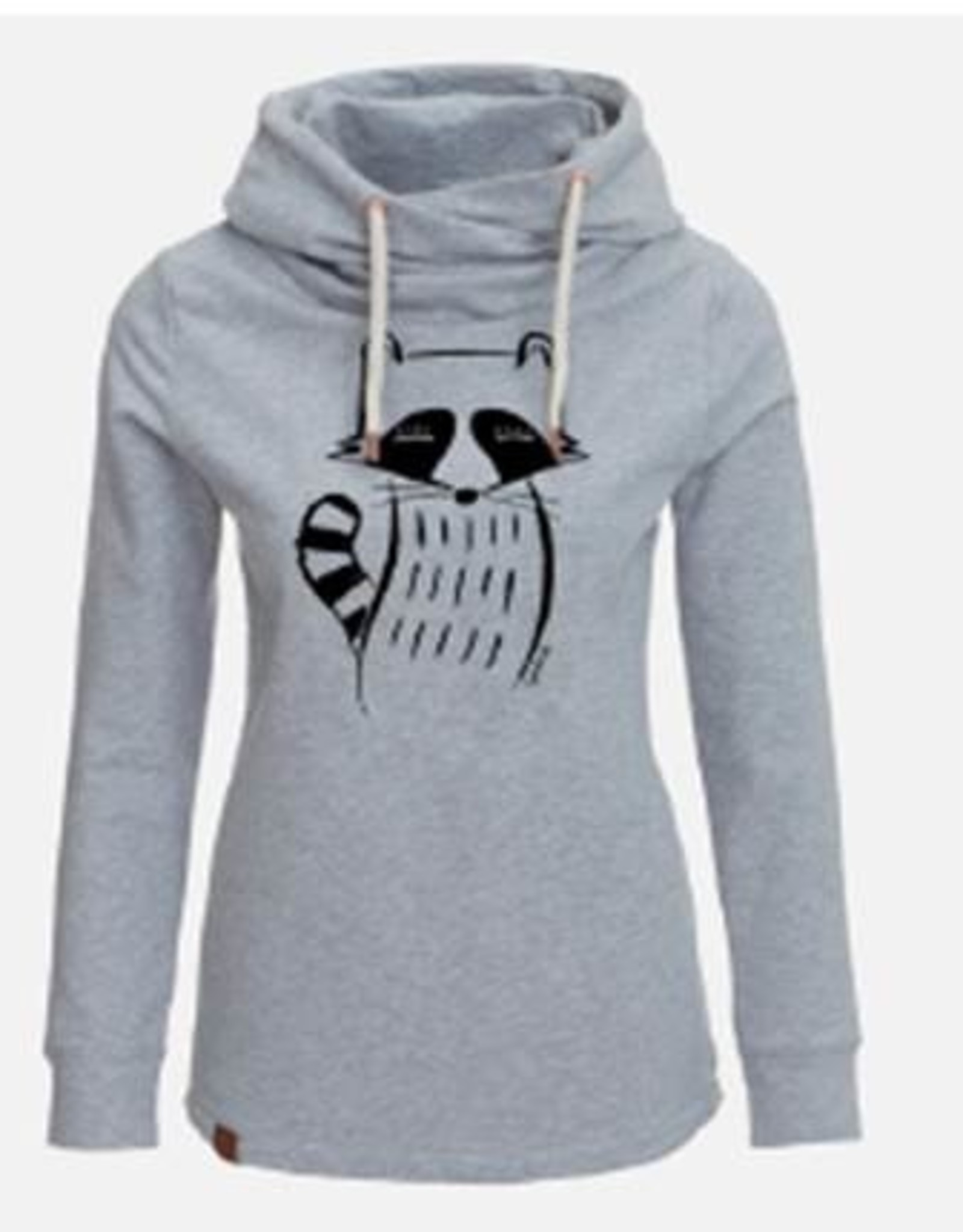 Greenbomb TRUI MET KAP RACCOON GREY