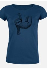 Greenbomb T-SHIRT CHILL OCEAN BLUE