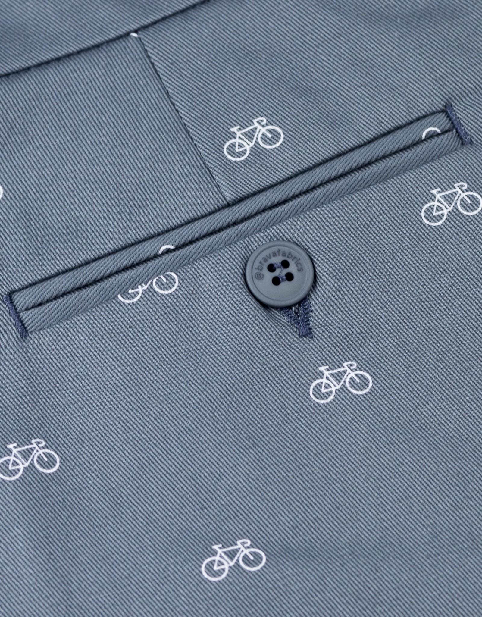 Brava Fabrics SHORT BIKE PRINT