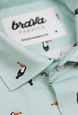Brava Fabrics HEMDJE TROPICAL TUCAN