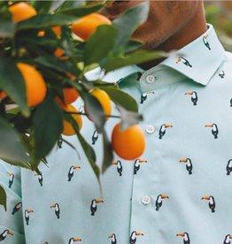 Brava Fabrics HEMD TROPICAL TUCAN