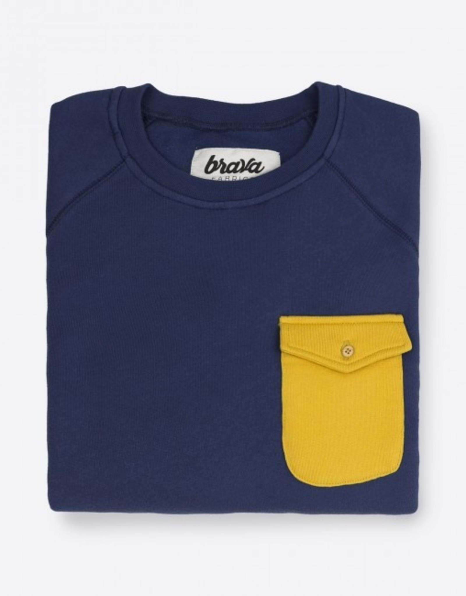 Brava Fabrics SWEATSHIRT SWEDEN ESSENTIAL