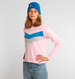 Dedicated SWEATSHIRT ARROW LILA