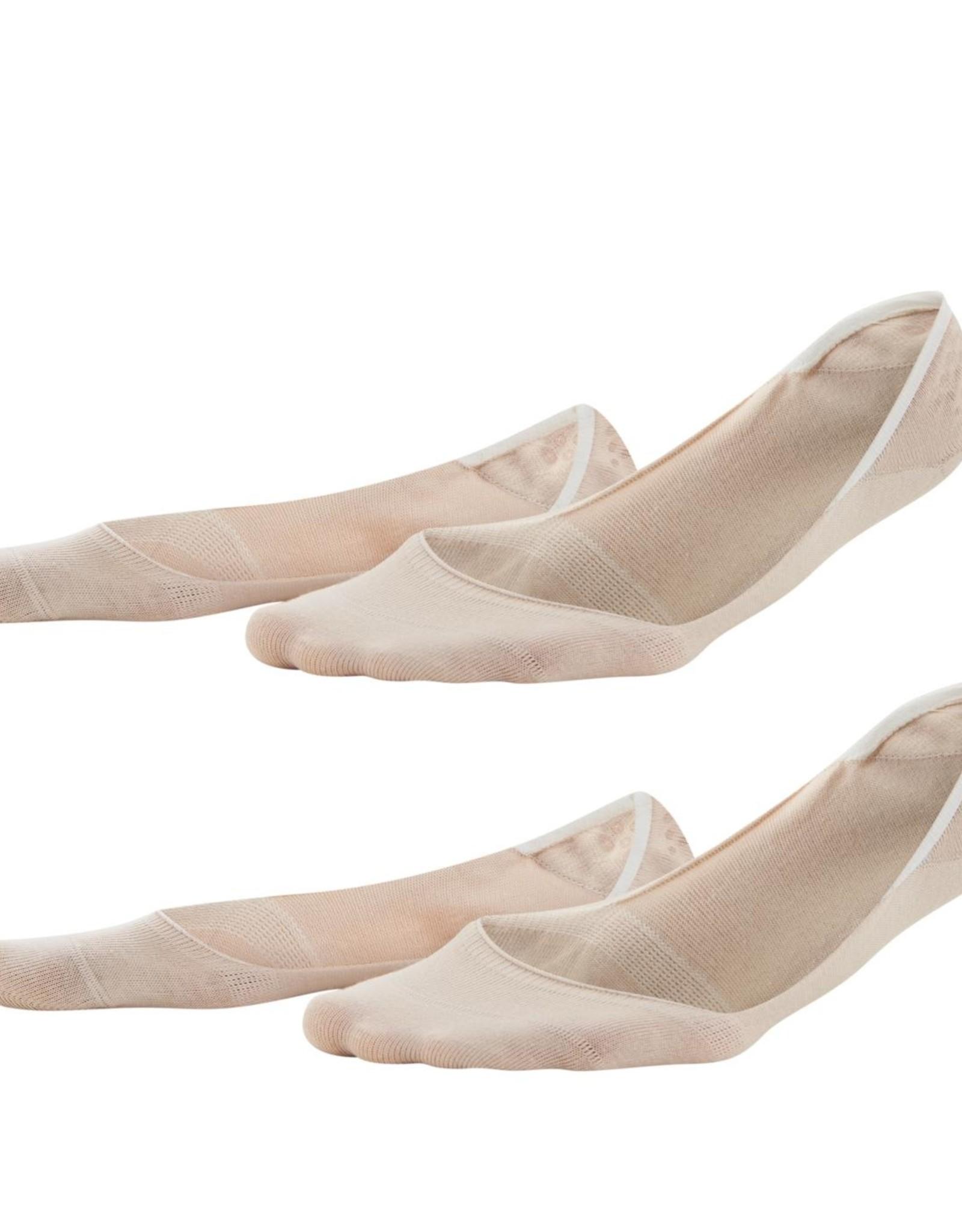 Living Crafts FOOTSIES 2 PAAR ANTI-SLIP SKIN COLOR