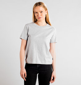 Dedicated T-SHIRT ESSENTIAL GREY MELANGE