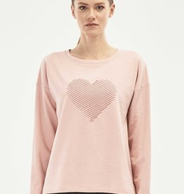 Organication SWEATSHIRT HEART