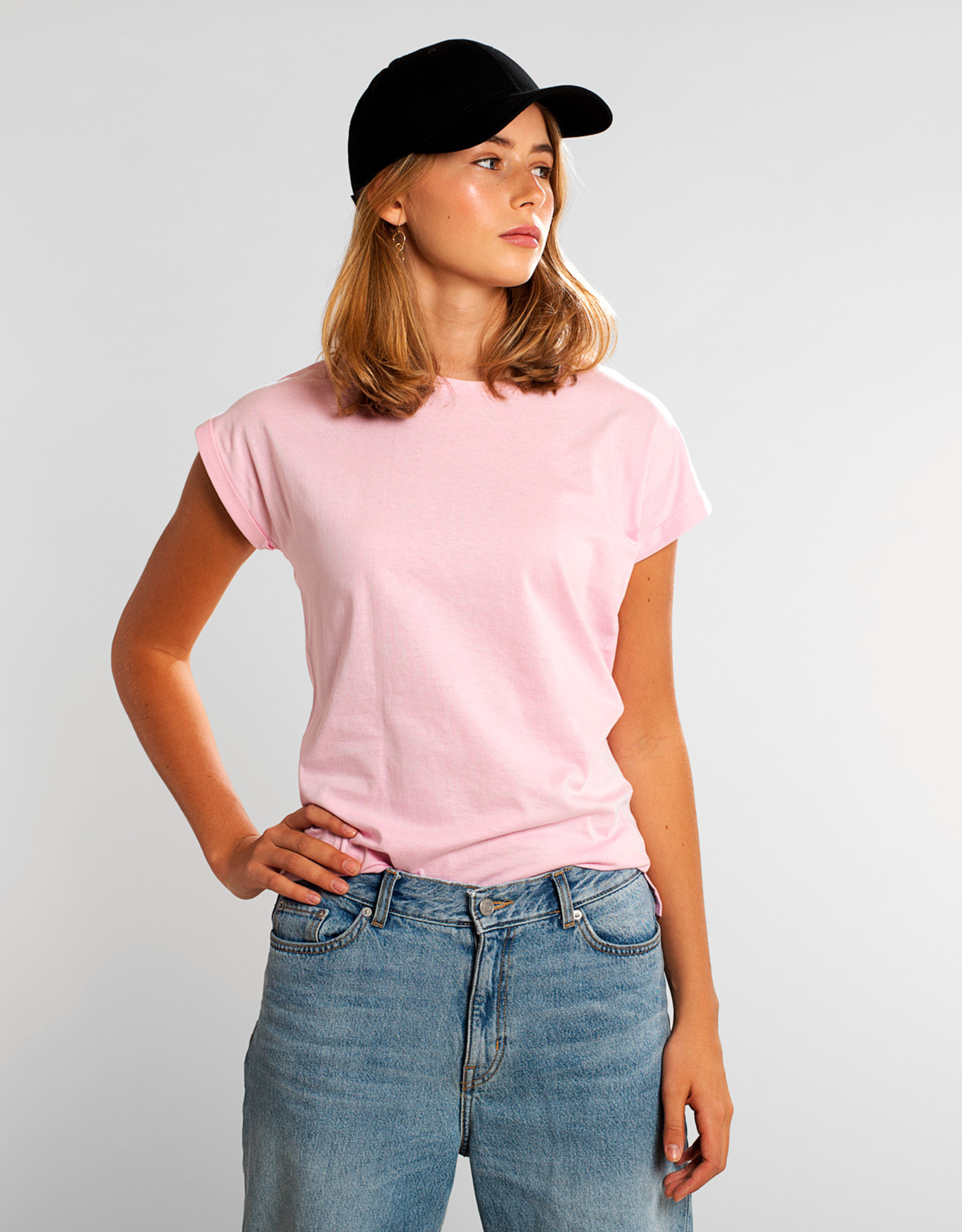 Dedicated T-SHIRT ESSENTIAL SWEET ROSE VISBY