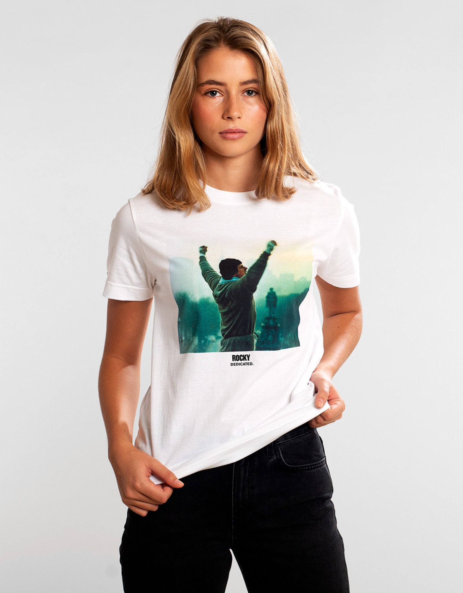 Dedicated T-SHIRT ROCKY VICTORY MYSEN