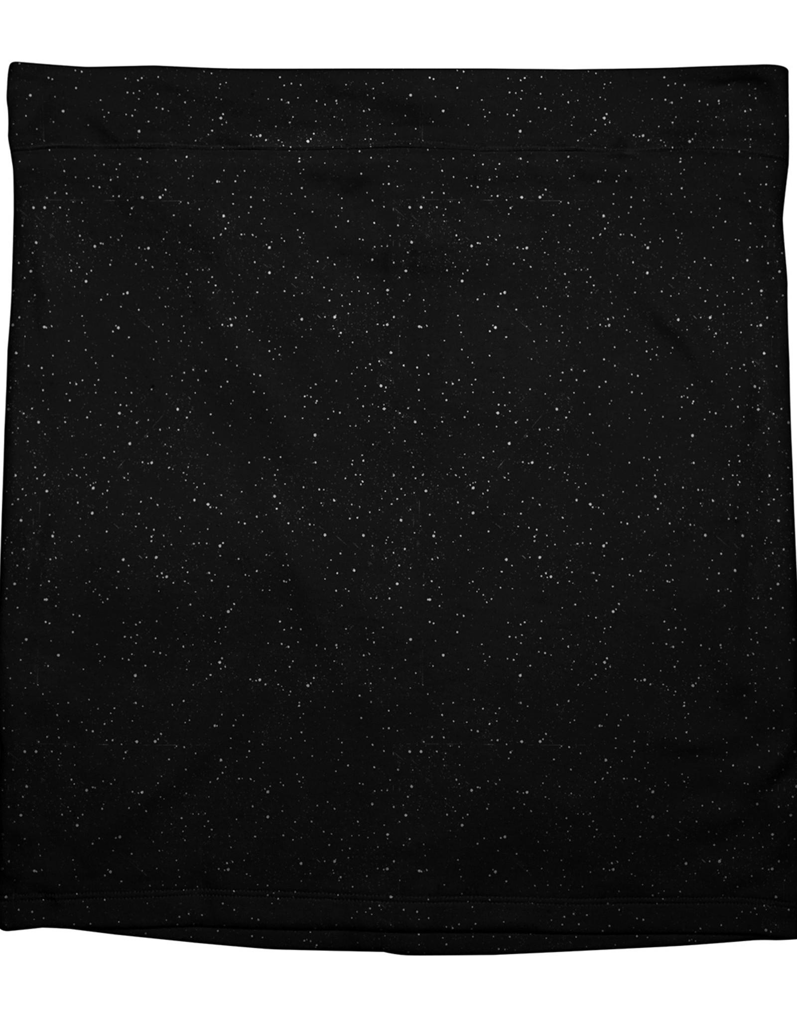 Dedicated ROK SPACE PRINT BLACK RIPA