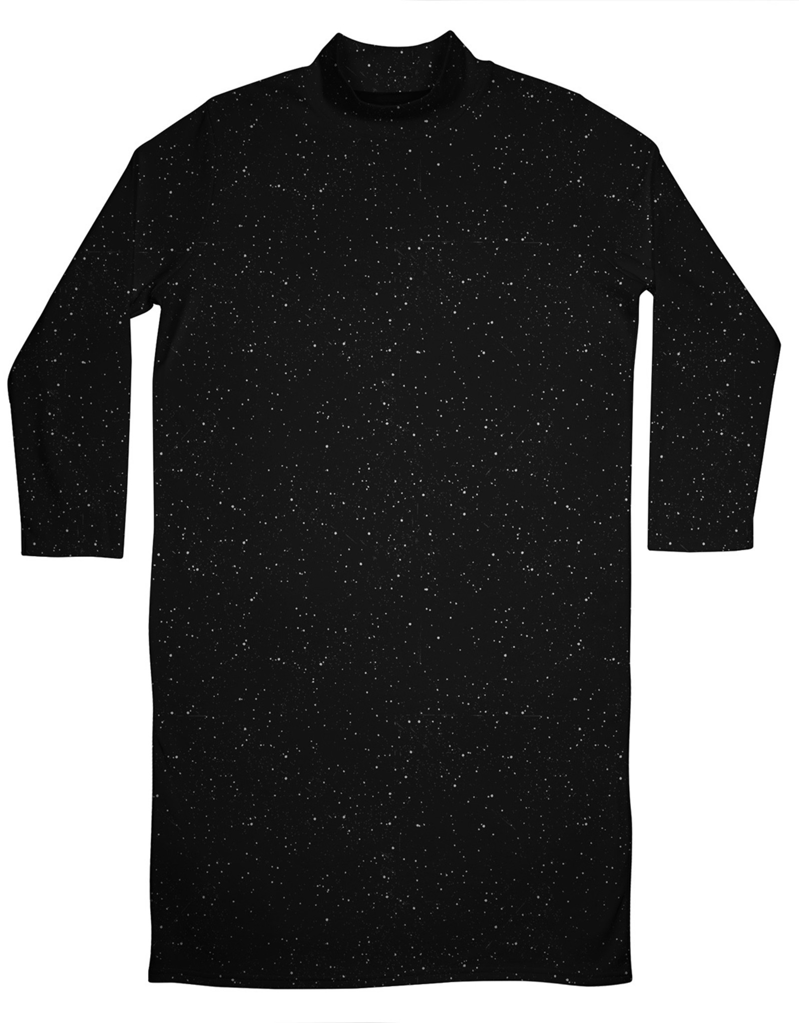 Dedicated KLEEDJE SPACE PRINT BLACK LO