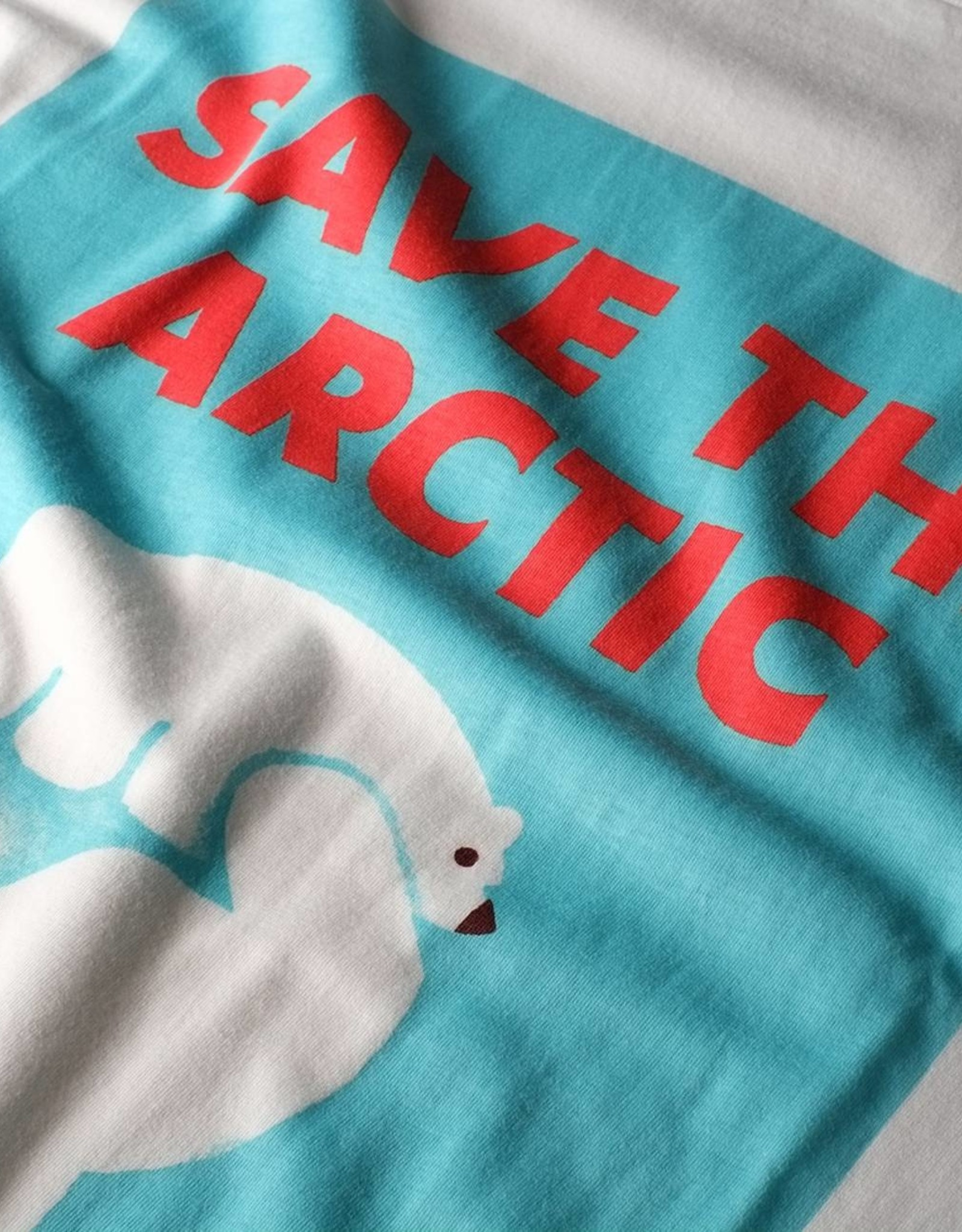 Dedicated T-SHIRT SAVE THE ARCTIC STOCKHOLM