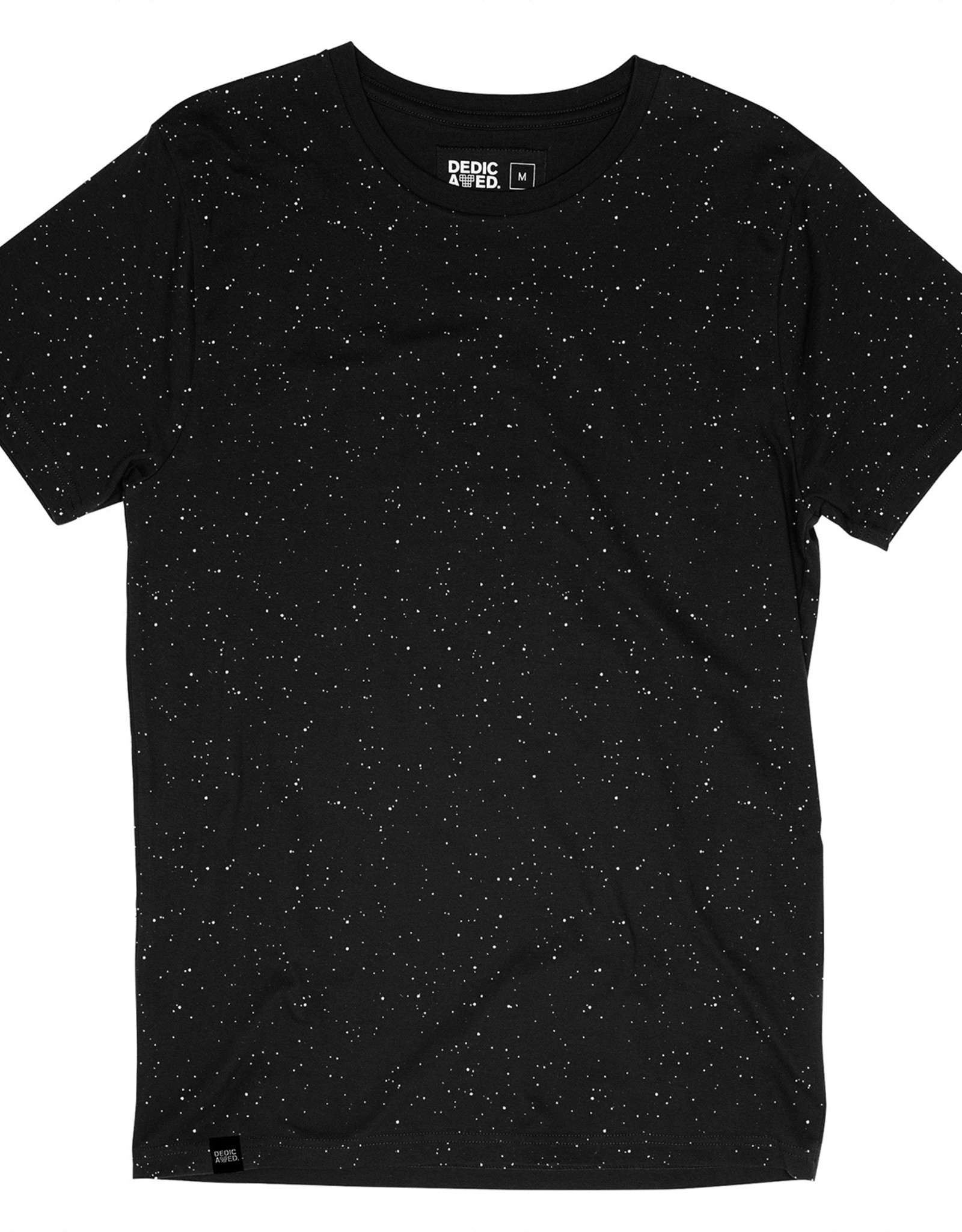 Dedicated T-SHIRT DEEP SPACE BLACKSTOCKHOLM