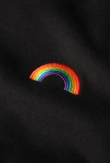 Dedicated T-SHIRT RAINBOW EMBLEEM