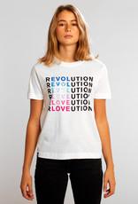 Dedicated T-SHIRT REVOLUTION LOVE