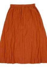 Lily-Balou Women LANGE ROK BISCUIT BROWN
