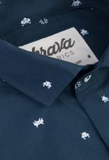 Brava Fabrics HEMD LONGSLEEVE ARCADE