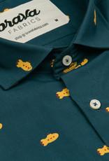 Brava Fabrics HEMD LONGSLEEVE YELLOW SUBMARINE