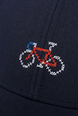 Dedicated PET RACE BIKE NAVY