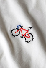 Dedicated T-SHIRT BIKE ICON OFF-WHITE MYSEN