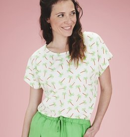 Lily-Balou Women T-SHIRT PALM TREES