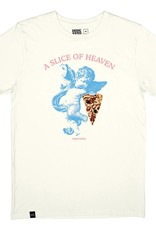Dedicated T-SHIRT ¨PIZZA SLICE OF HEAVEN OFF-WHITE