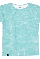 Dedicated T-SHIRT WATER BLUE