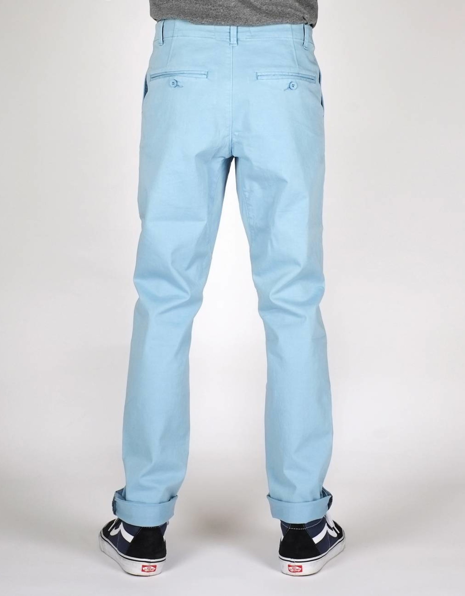 Dedicated CHINO BROEK LIGHT BLUE