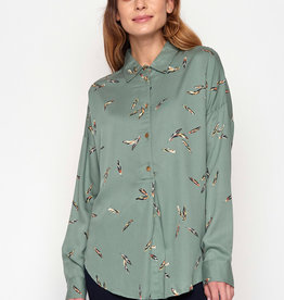 Greenbomb BLOUSE ECOVERO GOLD