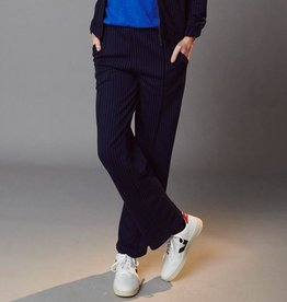 Lily-Balou Women BROEK BLUE PINSTRIPES