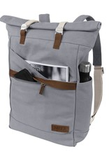 MELAWEAR RUGZAK ROLL TOP GREY