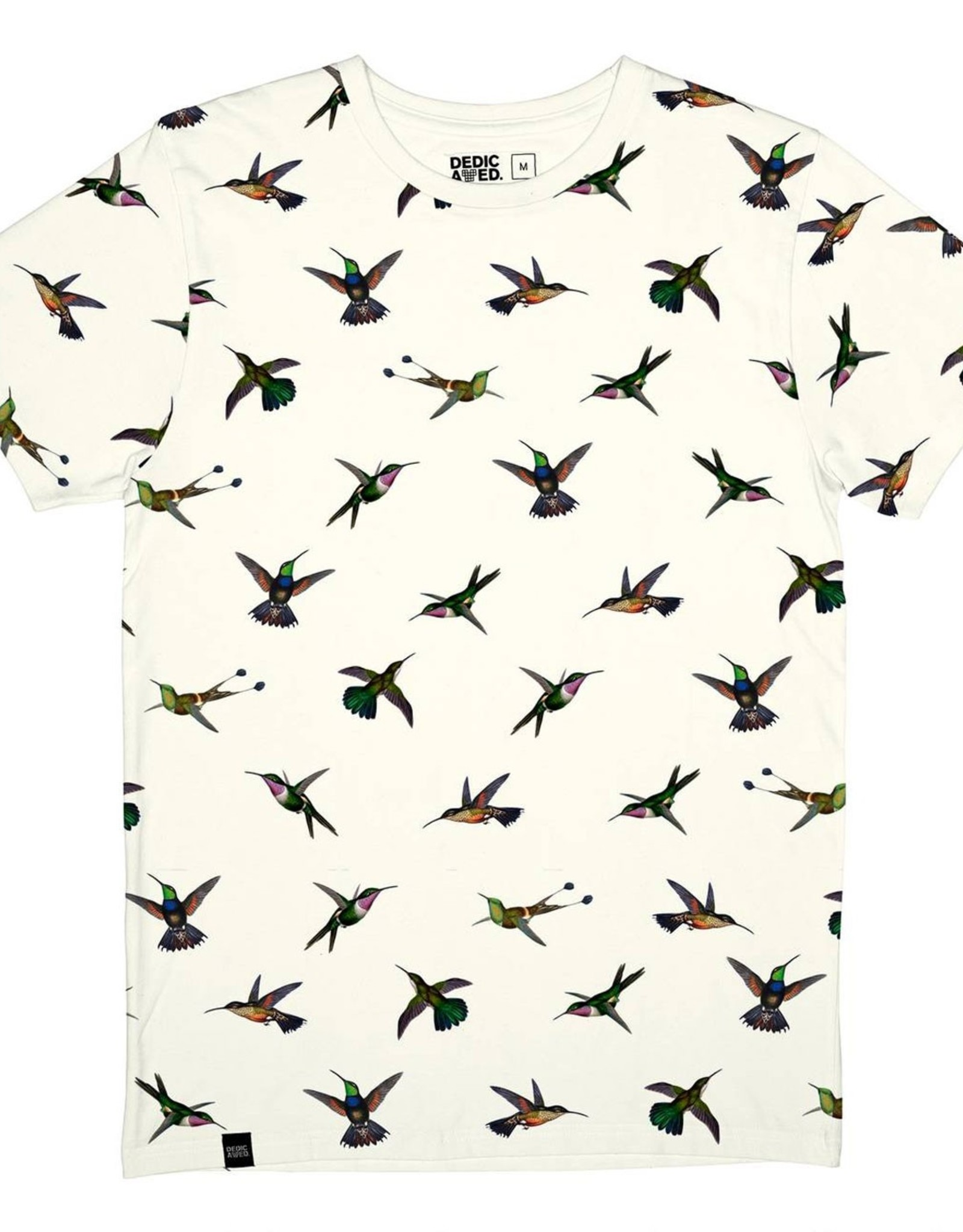 Dedicated T-SHIRT BIRDS