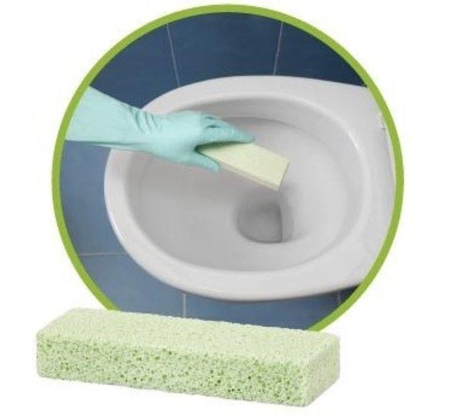 Toilet schoonmaakblok - puimsteen 4 stuks
