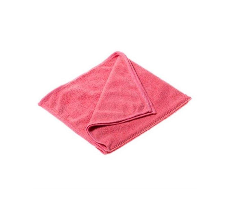 BASIC Microvezeldoekjes Roze 10 stuks 38cmx38cm