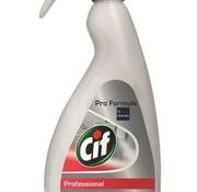 Diversey Cif Pro Formula 2in1 Sanitairreiniger 750 ml sproeiflacon