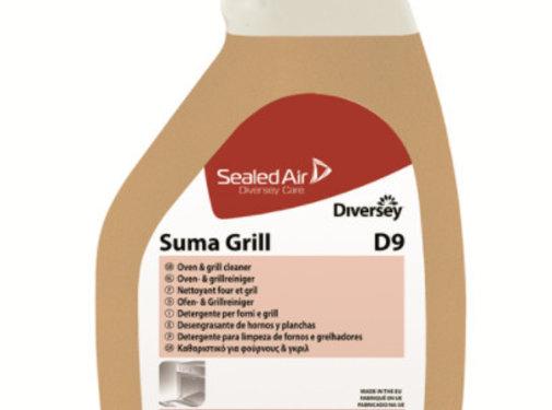 Diversey Suma Grill D9 0.75L